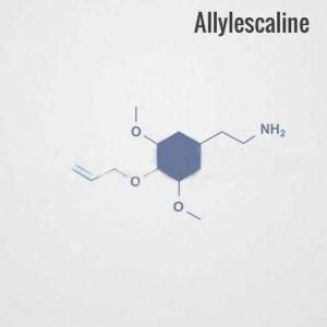 Allylescaline HCL